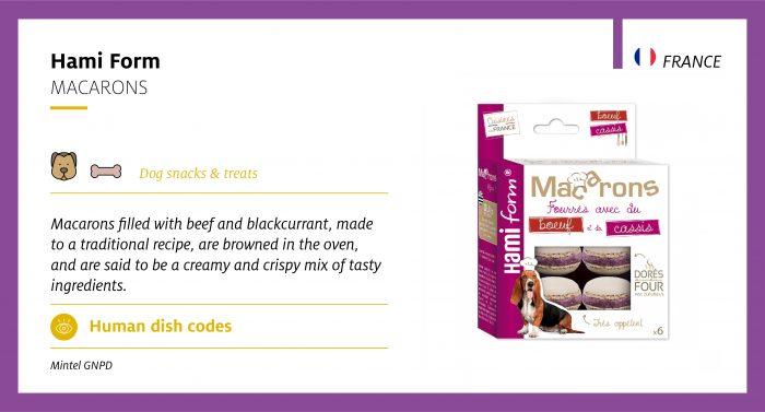 Hami form Macarons
