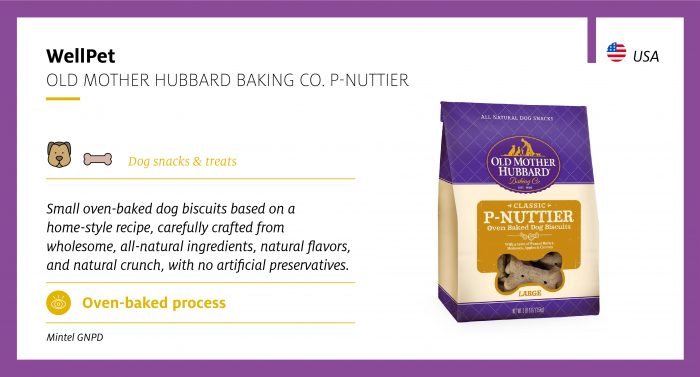 Old Mother Hubbard Baking Co. P-Nuttier